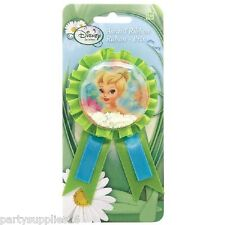 TINKERBELL PARTY SUPPLIES CONFETTI POUCH AWARD RIBBON