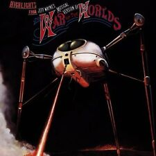 Jeff Wayne Highlights from 'War of the worlds' (1978) [CD]