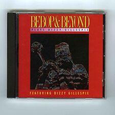 CD PLAYS DIZZY GILLESPIE BEBOP & BEYOND
