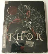 Thor 4K UHD/Blu-Ray Steelbook Mondo Exclusive #45 Region Free Marvel New Sealed