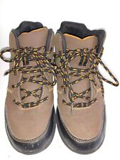 Shoes Rugged Outback High Top Sneakers Boys Size 2 Brown Skid Resistant Sole