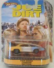 Retro Hot Wheels CUSTOM 1969 DODGE CHARGER DAYTONA Joe Dirt Real Riders Limited!