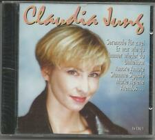 "CLAUDIA JUNG - CD 1997 NEU & OVP ""Stumme Signale/Atemlos/Amore Amore"""