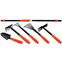 7pc Garden Tool Kit - Amtech 7 Pieces Set