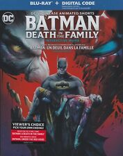 BATMAN DEATH IN THE FAMILY BLURAY & DIGITAL SET with Bruce Greenwood & Gary Cole