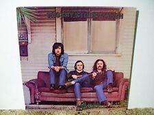 CROSBY, STILLS, NASH, RARE NEAR MINT EARLY FOLK ROCK STEREO LP , NM / NM