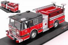 Ixo Seagrave - Marauder II tanker truck brandweer fire 1:43