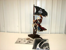 Assassin's Creed IV Edward Kenway Statue Figurine Black Flag