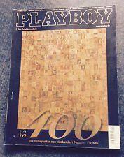 1 - PLAYBOY D 11/2005 November - Nummer 400 - Das Jubiläumsheft + Jürgen Vogel