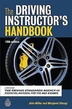 The Driving Instructor's Handbook, Miller, John | Paperback Book | Good | 978074