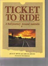 Ticket to Ride: A Rail Journey Around Australia