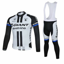 Thermal Fleece mens Cycling long sleeve jersey cycling jerseys,cycling Bib pants