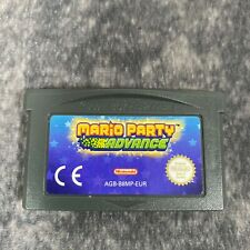 Mario Party Advance Nintendo Game Boy Advance GBA Game Cart Only Genuine