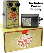 New Electro-Harmonix Soul Food Distortion Fuzz Overdrive Effects Pedal EHX