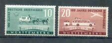 Frz.Zone-Württemberg 49/50 SATZ**POSTFRISCH 16EUR (70480