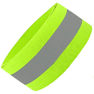 Reflective Tape Bands Adjustable Running Gear Safety reflector Arm wrist Strap