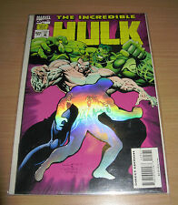 The Incredible Hulk #415 Marvel Comics 1995 Direct Edition Death Of The Chilles