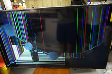 "Samsung Series 6 6200 60"" Smart HDTV UN60J6200 For Parts / Damaged Screen"