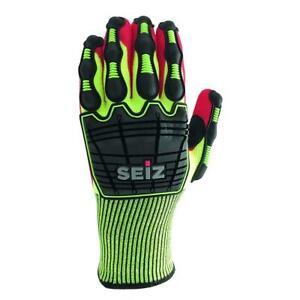 SEIZ 800295 #12 SPECTER Universeller Handschuh für Rettungskräfte Gr. 12