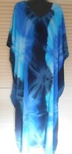 Long Kaftan Dress Classic Boho Plus Size Stunning, Groovy, size 16-24 New