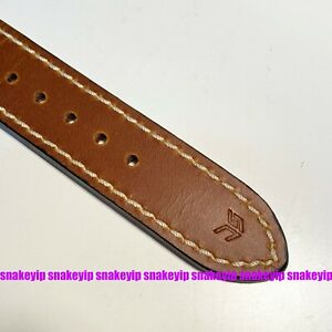 SC Strap Culture Leather Band Strap for Panerai 44mm Luminor Watch VINTAGE Brown