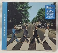 New Sealed CD 2019 Beatles Abbey Road 2 CD 50th Anniversary Edition