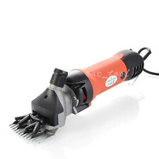 New 350W 110v Electric Sheep Goats Shearing Clipper Shear Alpaca Farm Shears A