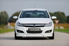 Rieger Frontspoilerlippe für Opel Astra H 5-türer/Schrägheck/Stufenheck/Caravan