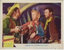 THREE GODFATHERS, JOHN WAYNE Vintage LOBBY CARDS (2) Western Movie Posters