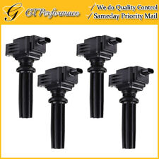 OEM Quality Ignition Coil 4PCS 12-18 Focus Explorer Escape Edge Fusion Taurus L4