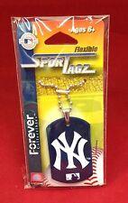 MLB New York Yankees Sports Dog Tag Necklace