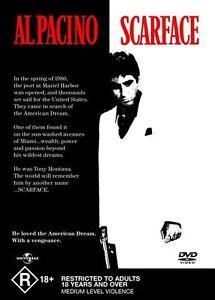 Scarface (2002, DVD, Tin Case Special Edition)