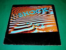 "SHOCK ""Waves"" LP : German FANTASY 0061.176 @ 1982 Funk DANCE"
