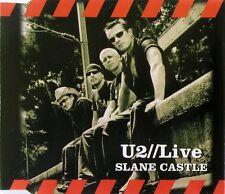 U2 RARE PROMO MEXICO LIVE SLANE CASTLE MINT/ NUOVO CDP 201563