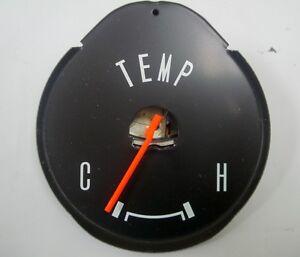 1964 1965 Ford Mustang Water Temperature Gauge 64 65
