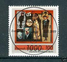 Berlin 1989 - Mi.857 - Hanna Hoch