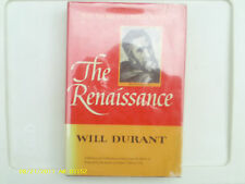 The Renaissance - The Story of Civilization Part 5 by Will Durant 1953 Hardcover