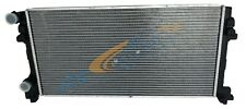 SEAT Leon 5F 2012 - On Engine Cooling Radiator Nissens 65317