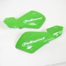 Protector mano Polisport Motorrad NC 8305800105 verde y blanco NUEVO