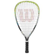 Wilson Jammer Power Holes Graphite Alloy Racketball Racket