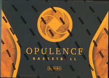 2017/18 Panini Opulence Basketball Factory Sealed Hobby Box