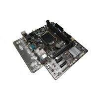 Gigabyte GA-H81M-D2V REV 1.0 LGA1150 Motherboard With BP