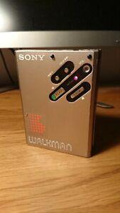 Sony - Walkman WM-5 - Silver