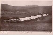 ABERFELDY ( Scotland) : Aberfeldy from the North RP-DAVIDSON BROS