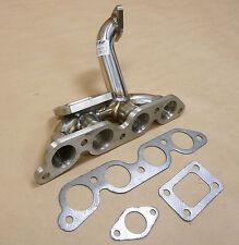 OBX T3 Turbo Header Manifold Downpipe Fit 1993 94 95 96 1997 Corolla 1.8L
