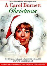 BRAND NEW DVD /  A Carol Burnett Christmas / BOB NEWHART/ JONATHAN WINTERS/