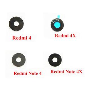 Back Rear Camera Glass Lens for Xiaomi Redmi 4 / 4 Pro / 4X / Note 4 / Note 4X
