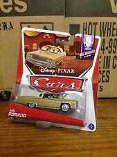 Disney Pixar Cars Mel Dorado Show Brown  Diecast BRAND NEW  MONMC HTF RARE