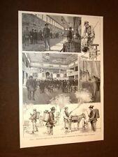 Roma nel 1891 Esposizione di prodotti e apparecchi anticrittogamici all'Eldorado