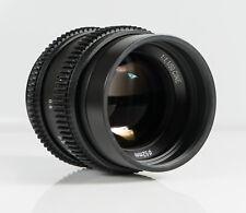 SLR Magic 50mm F1.1 Full Frame E-Mount Lens for Sony A7 A9 Series FE-Mount